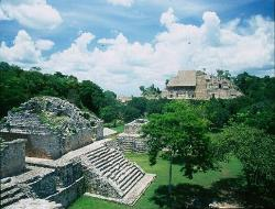 yucatan tour in bus ek balam zona archeologica